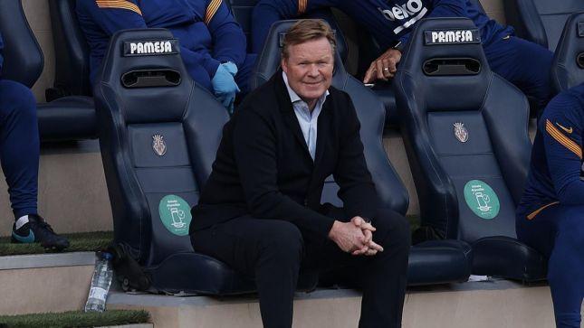 «Барселона» выплатит Куману огромные деньги за досрочное расторжение контракта