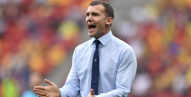Андрей Шевченко может возглавить клуб из Великобритании