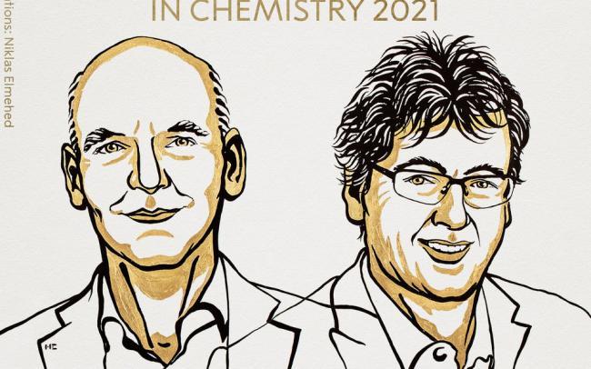 Нобелевскую премию по химии присудили за развитие асимметрического органокатализа
