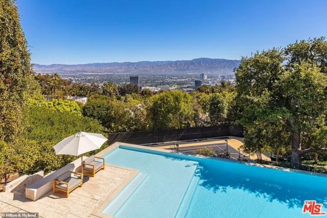 Джастин Тимберлейк продает за рекордные 35 миллионов долларов свое имение в Голливуде (ФОТО)