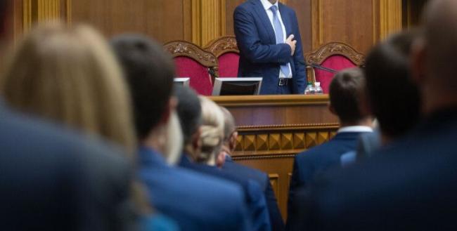 Отставкой Разумкова обеспокоились на Западе