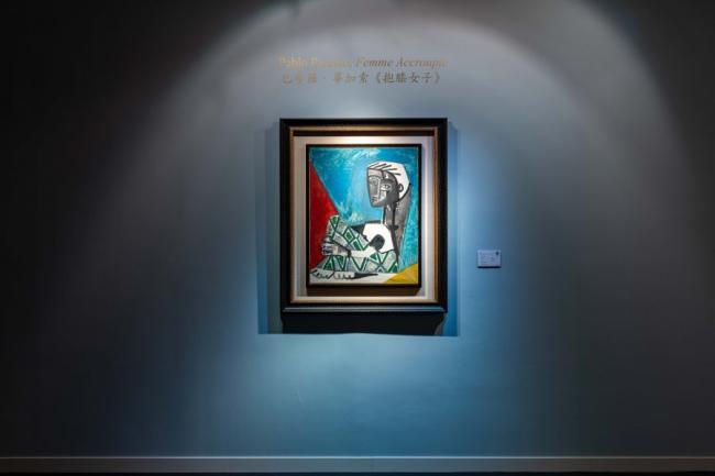 Картину Пабло Пикассо продали на аукционе за 24,6 миллионов долларов (ФОТО)