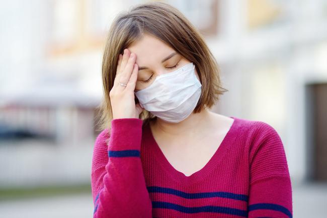 Минздрав назвал симптомы легкой формы COVID-19
