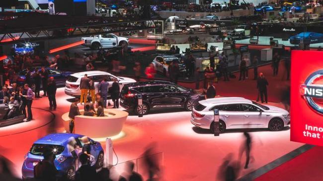 Женевский автосалон перенесли на 2023 год