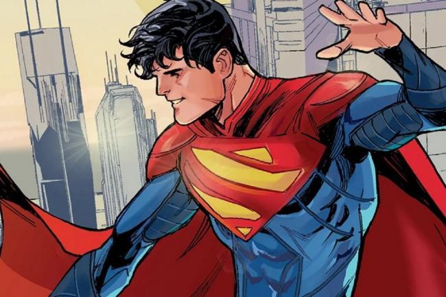 Новый Супермен в комиксах DC станет бисексуалом