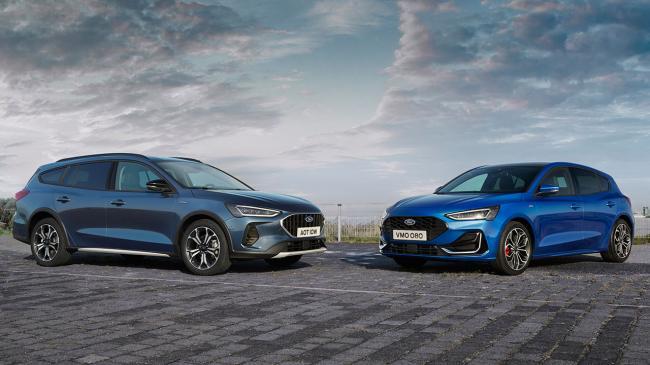 Ford показал обновленный Focus четвертого поколения (ФОТО)