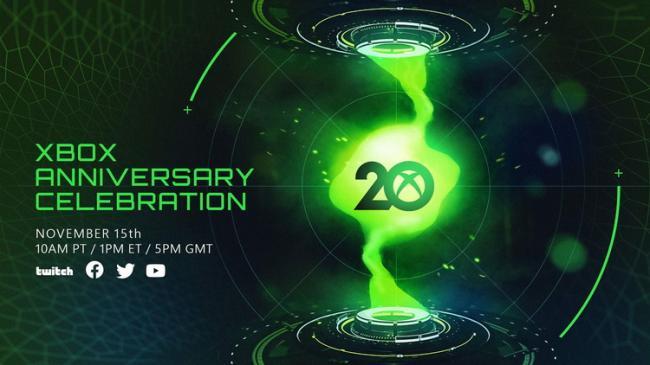 Xbox проведёт юбилейную трансляцию с ретроспективой последних 20 лет бренда