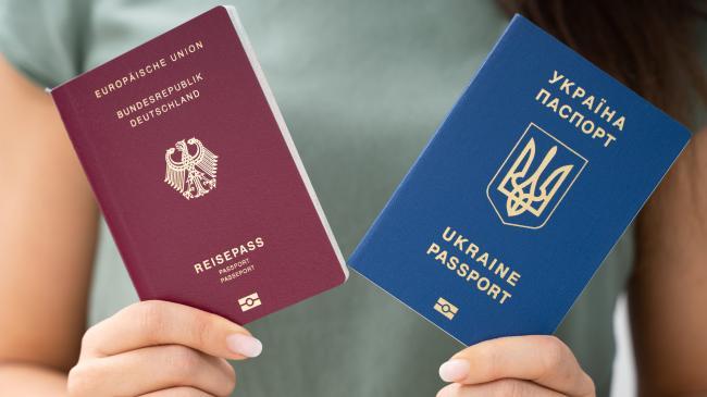 Данилов рассказал, введут ли двойное гражданство в Украине